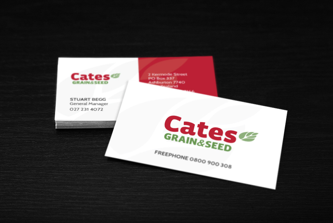 Cates Grain & Seed - JFM Advertising & Design | Website & Graphic ...