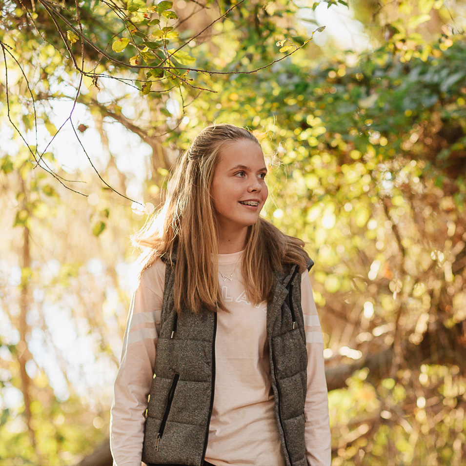 JFM team member Hannah O'Riley
