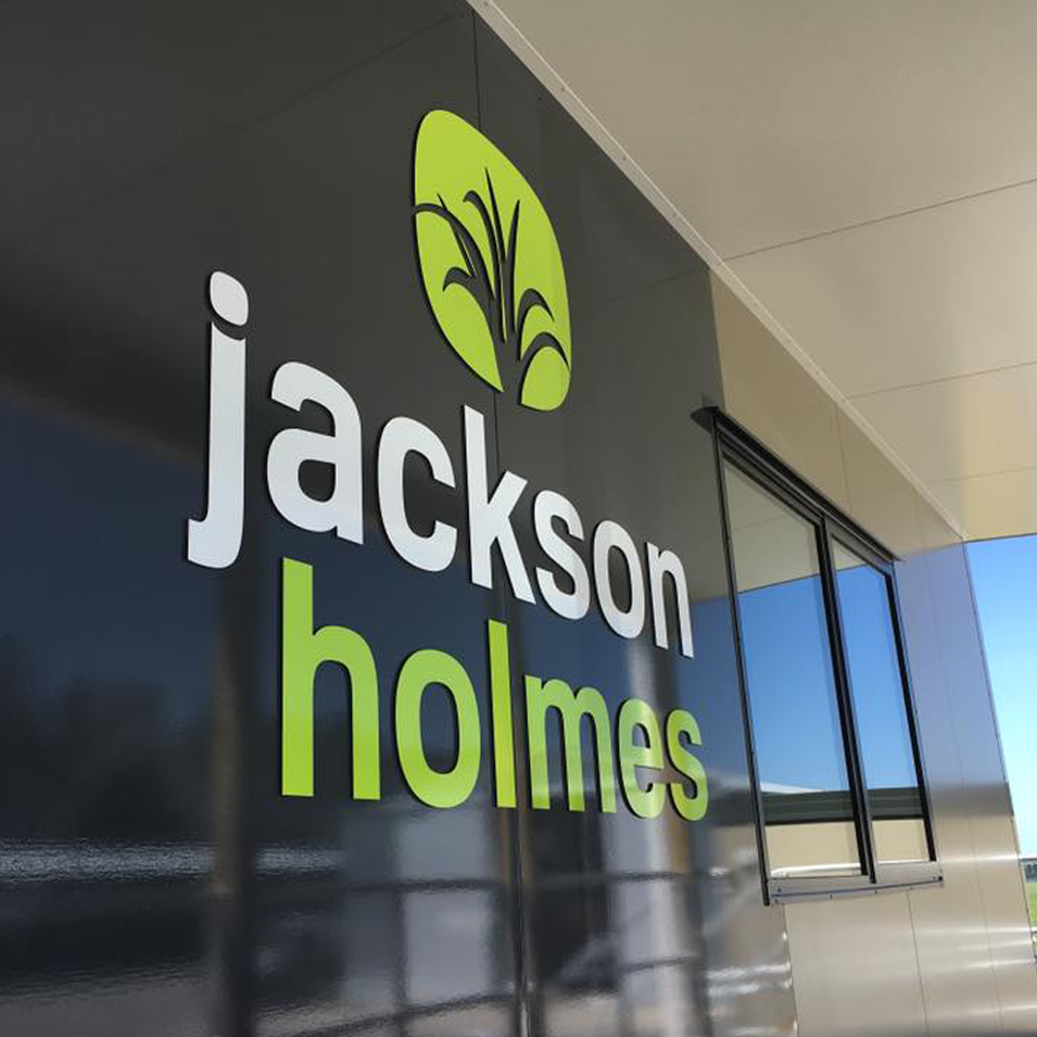 JFM Marketing JFM Marketing + Design | JacksonHolmes - Building Signage+ Design | JacksonHolmes Flag Signage