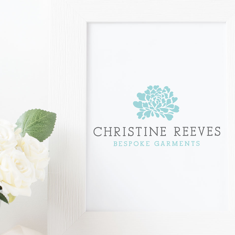 JFM Marketing + Design | Brand Identity/Logo Design Christine Reeves