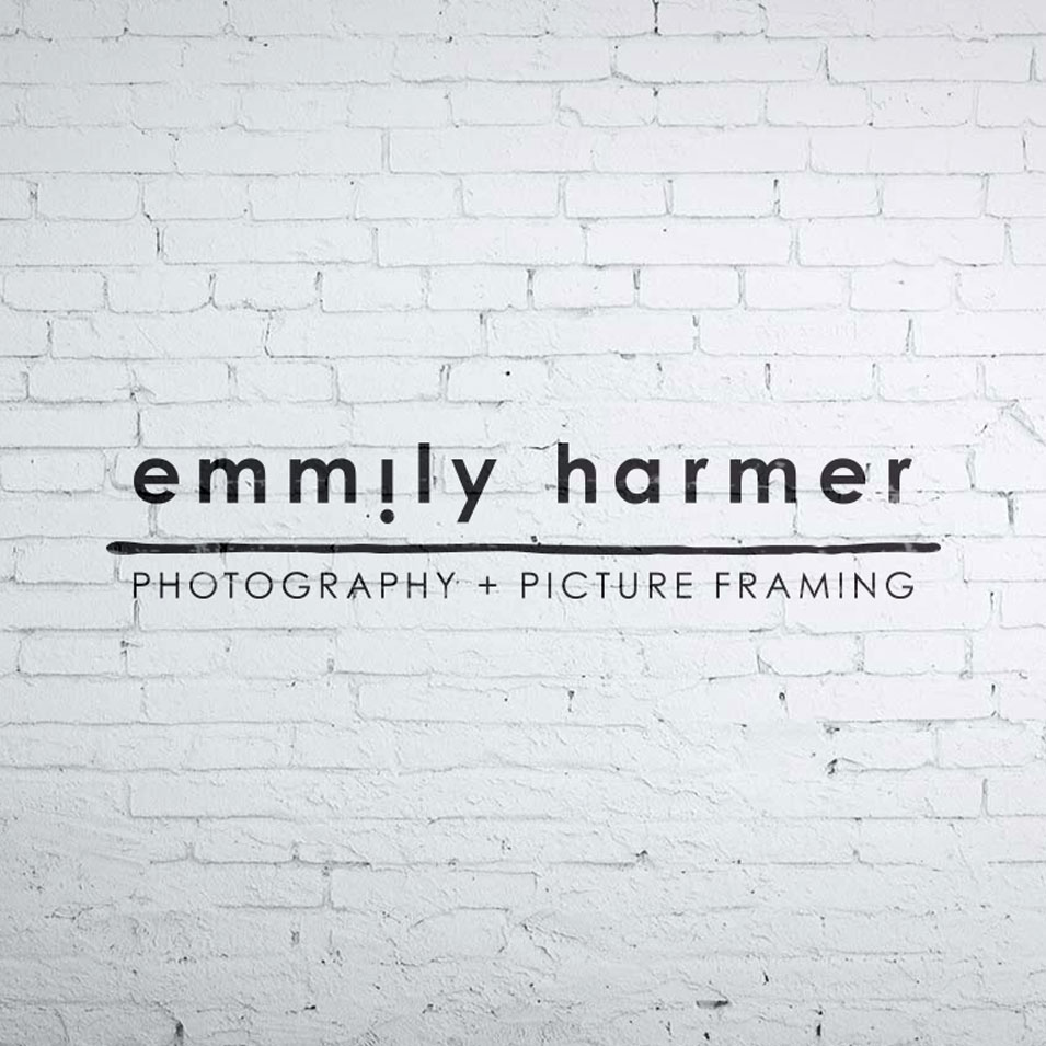 JFM Marketing + Design | Brand Identity/Logo Design Emmily Harmer