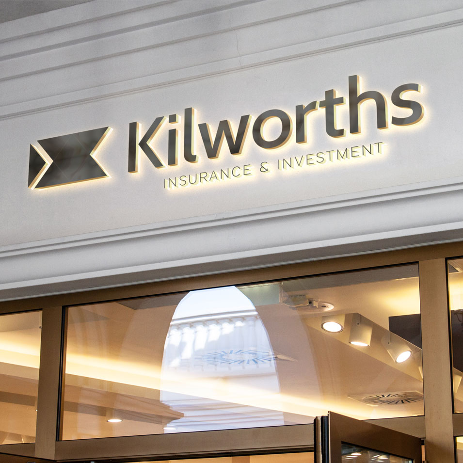 JFM Marketing + Design | Brand Identity/Logo Design Kilworths