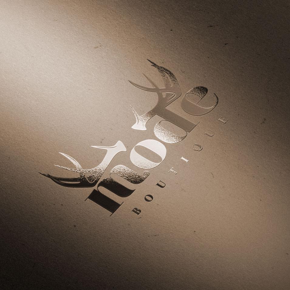 JFM Marketing + Design | Brand Identity/Logo Design Mode Boutique