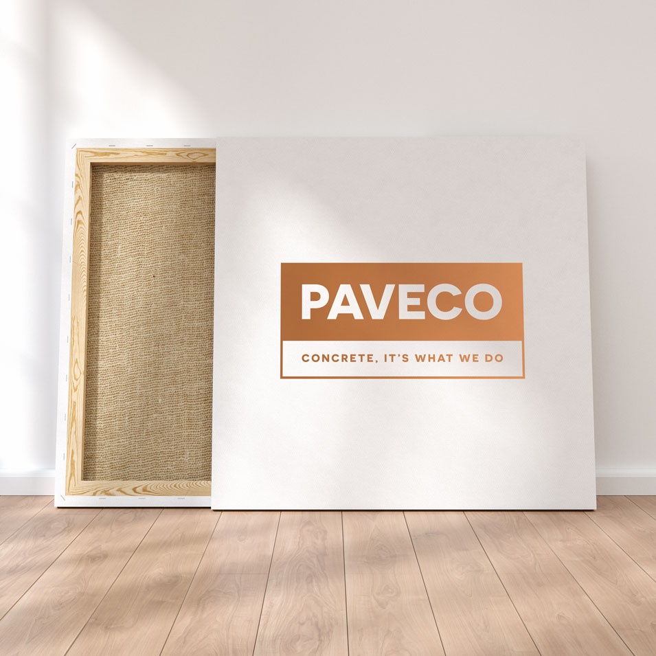JFM Marketing + Design | Brand Identity/Logo Design Paveco