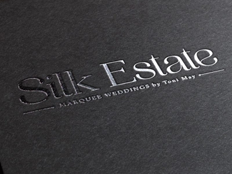 JFM Marketing + Design | Brand Identity/Logo Design Silk Estate