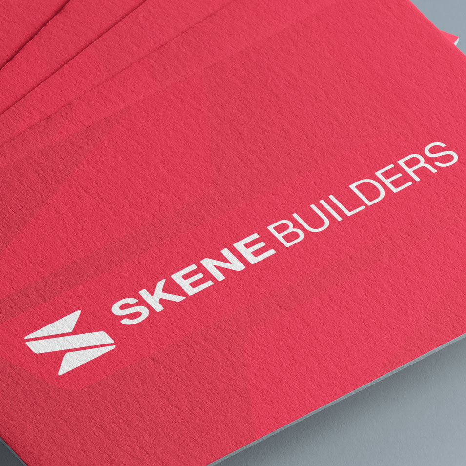 JFM Marketing + Design | Brand Identity/Logo Design Skene Builders