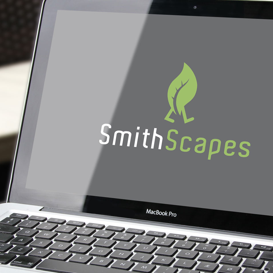 JFM Marketing + Design | Brand Identity/Logo Design Smithscapes