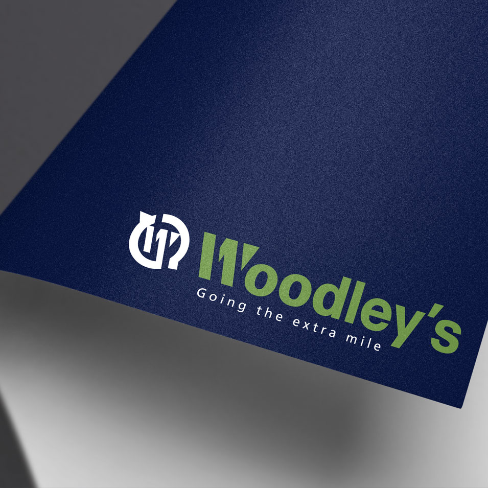 JFM Marketing + Design | Brand Identity/Logo Design Woodley's