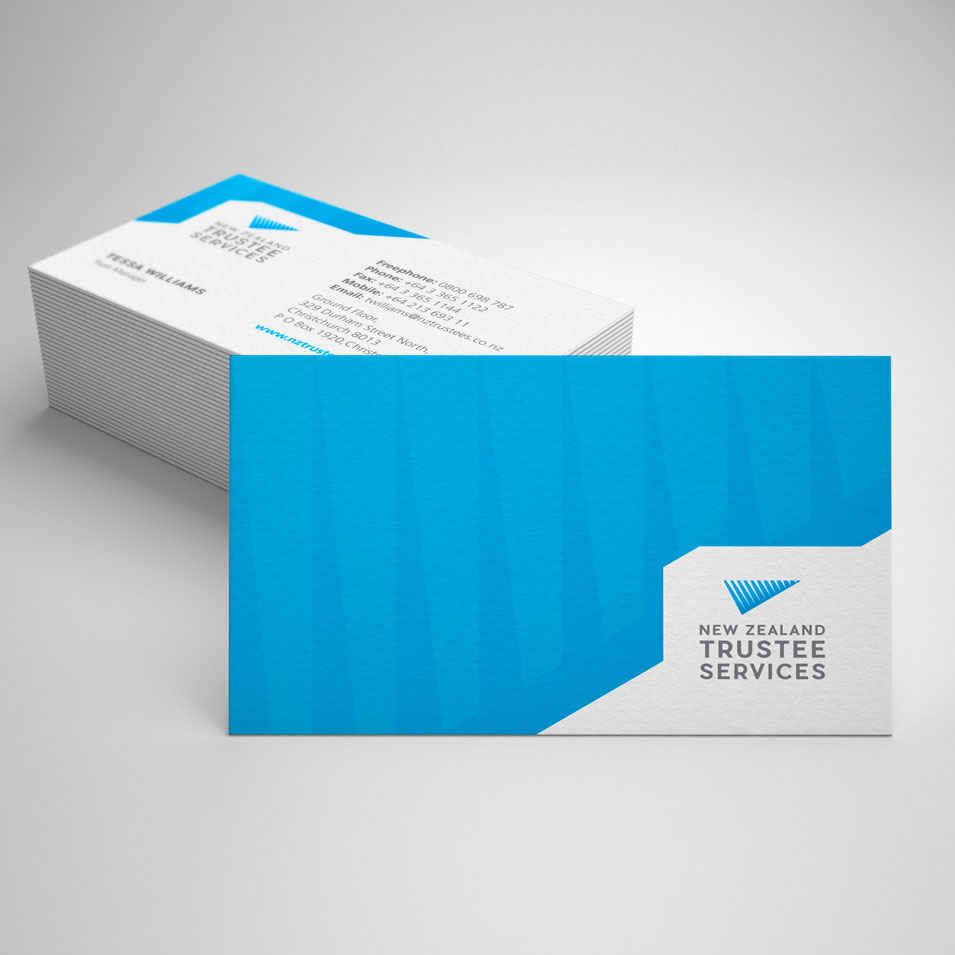JFM Marketing + Design | Business Cards - NZTS