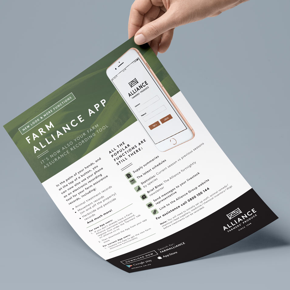 jfm-marketing-and-design-portfolio-project-flyers-brochures-alliance-farm-alliance-app