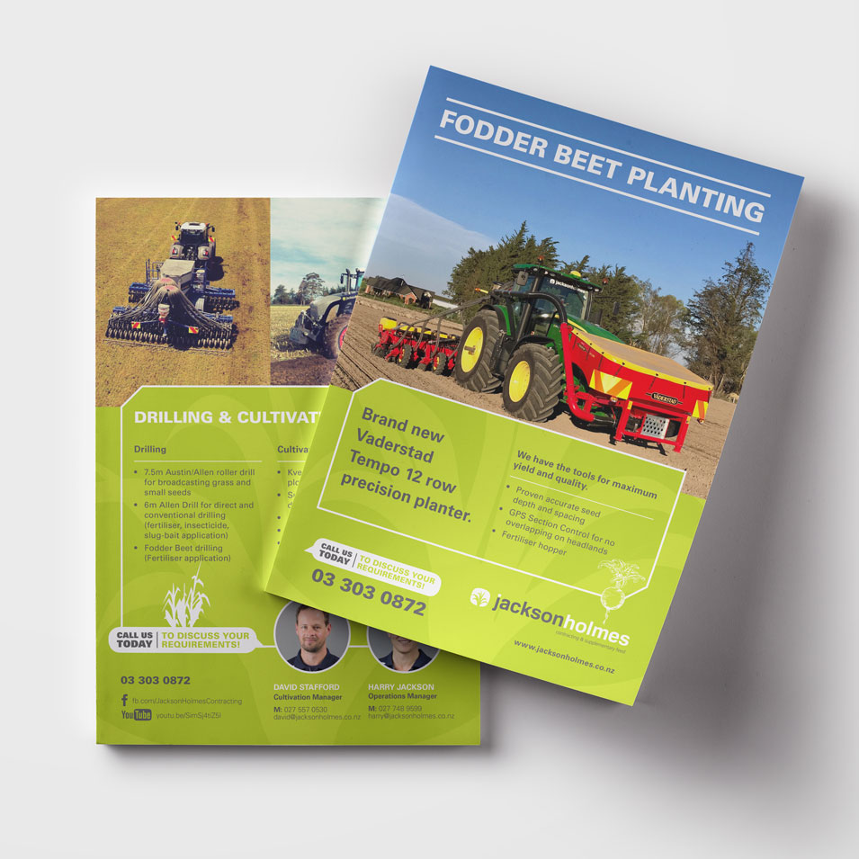 JFM Marketing + Design | Brochures Flyers - JacksonHolmes 3