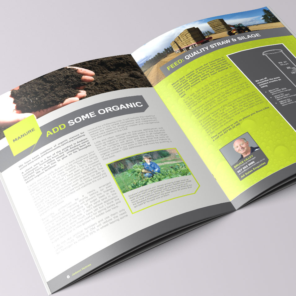 JFM Marketing + Design | Brochures Flyers - JacksonHolmes 2