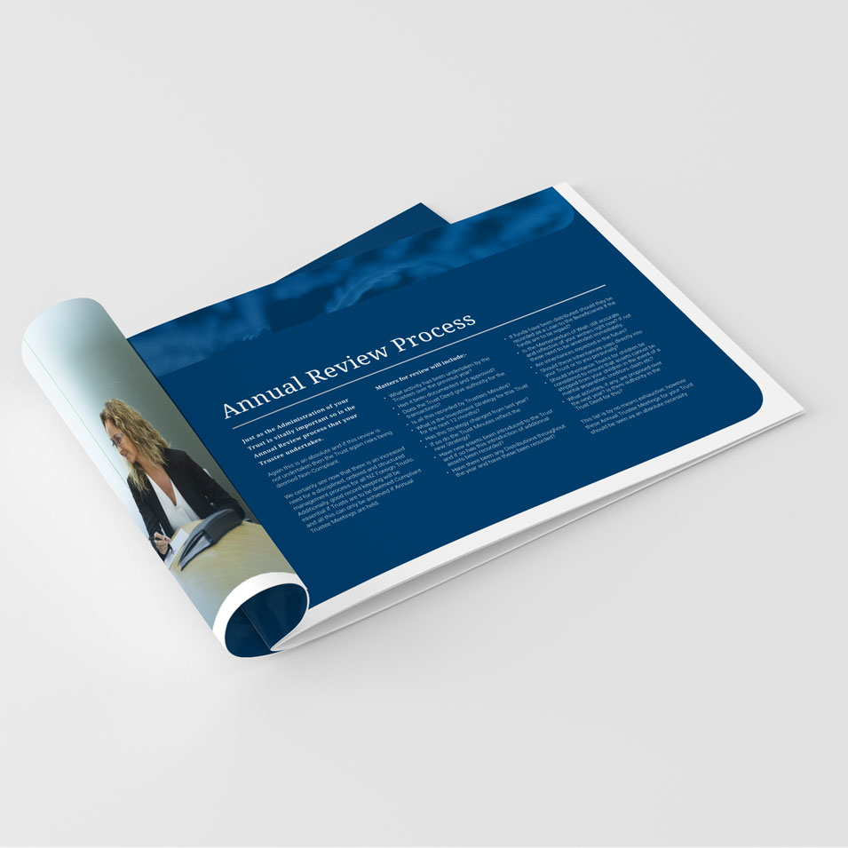JFM Marketing + Design | Brochures Flyers - NZFTS
