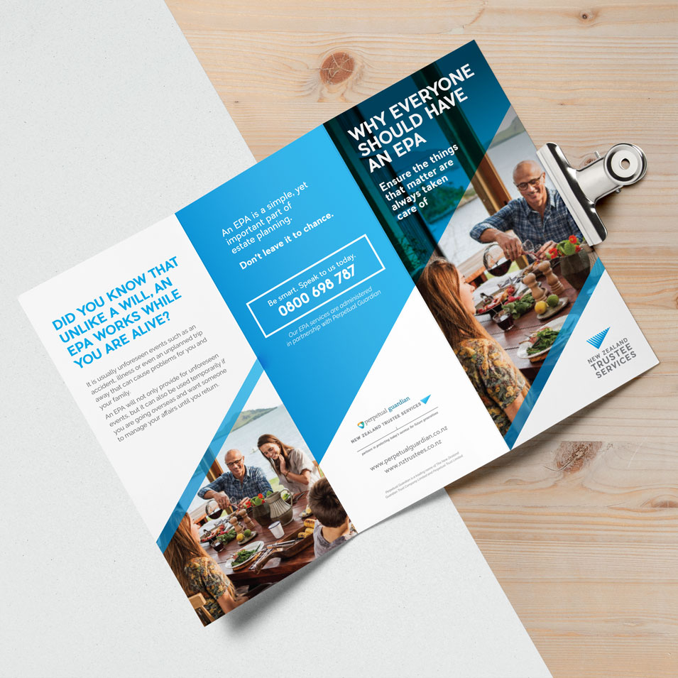 JFM Marketing + Design | Brochures Flyers - NZTS 3