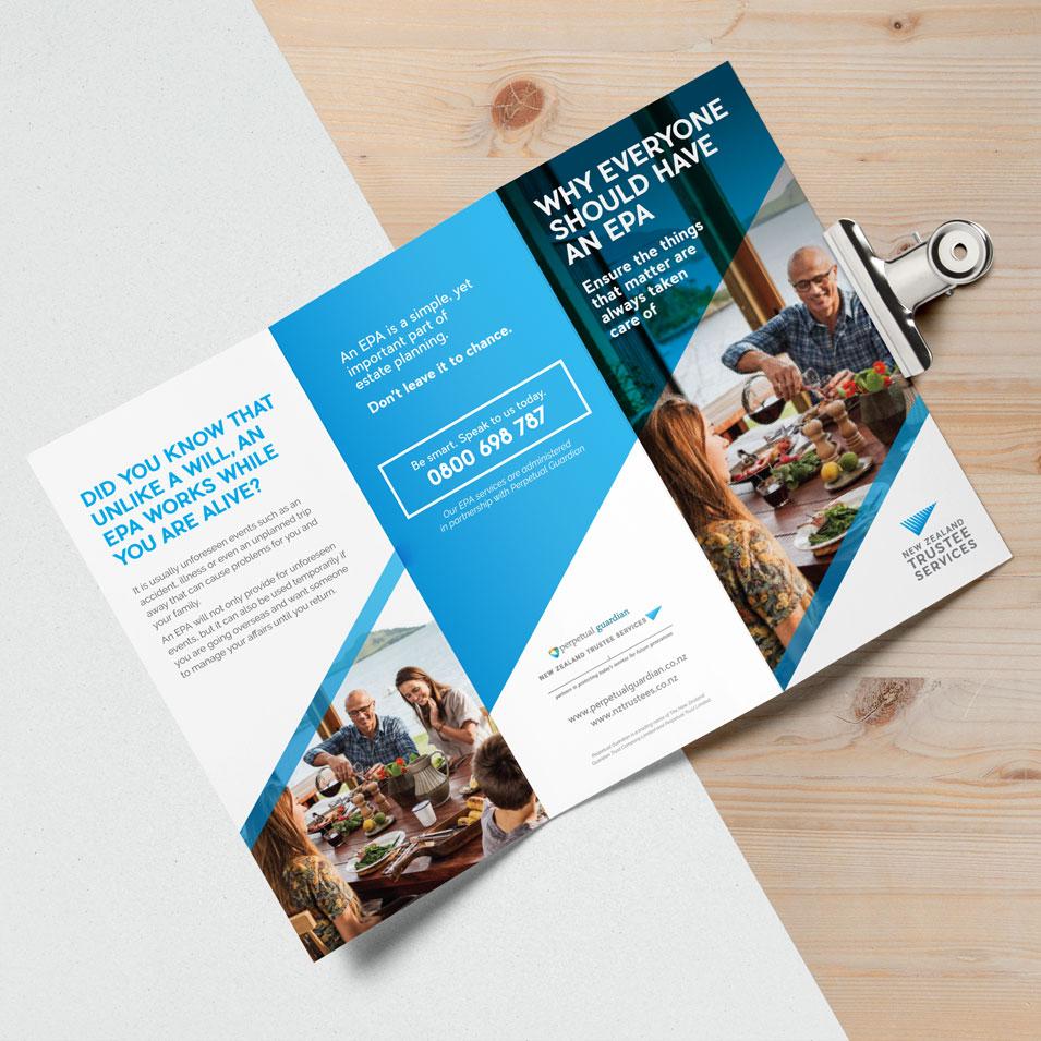 JFM Marketing + Design   Brochures Flyers - NZTS 3