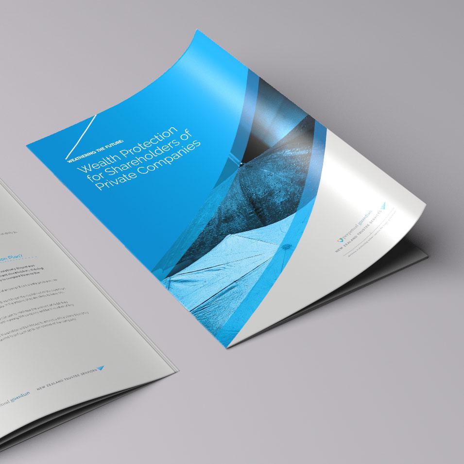 JFM Marketing + Design   Brochures Flyers - NZTS 2