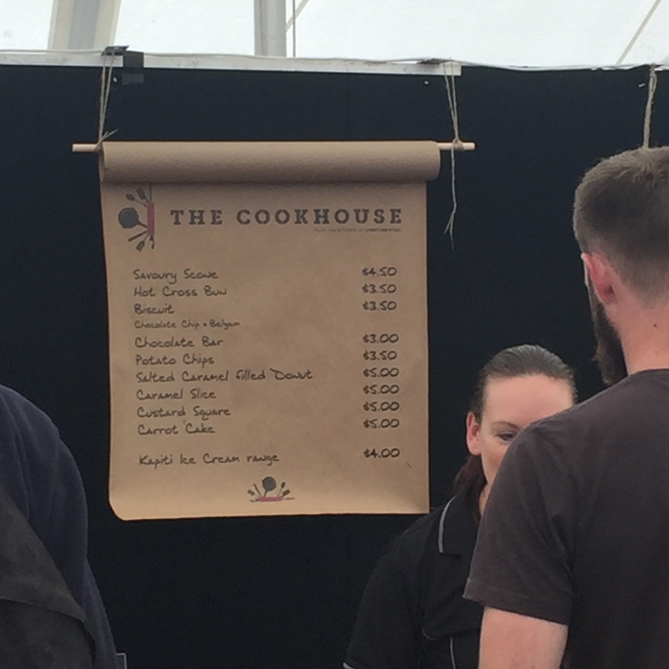 JFM Marketing + Design | The Cookhouse Signage