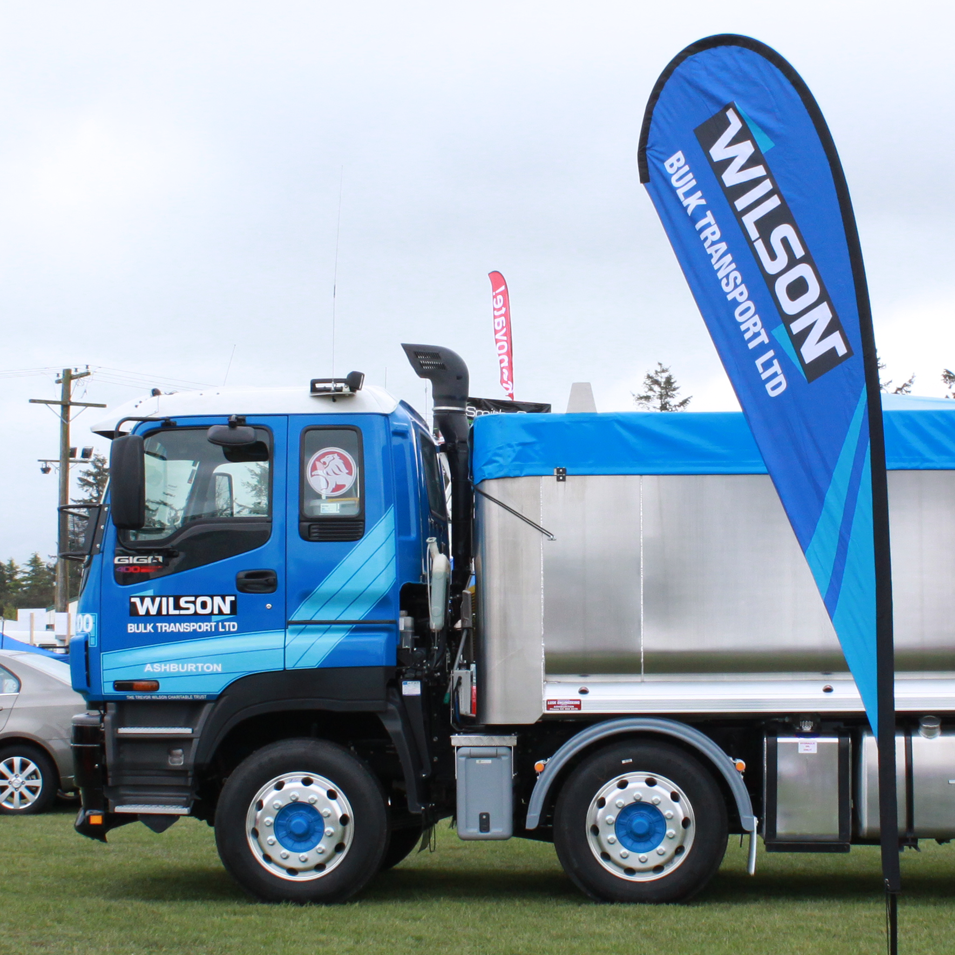 JFM Marketing + Design | Wilson Transport Signage