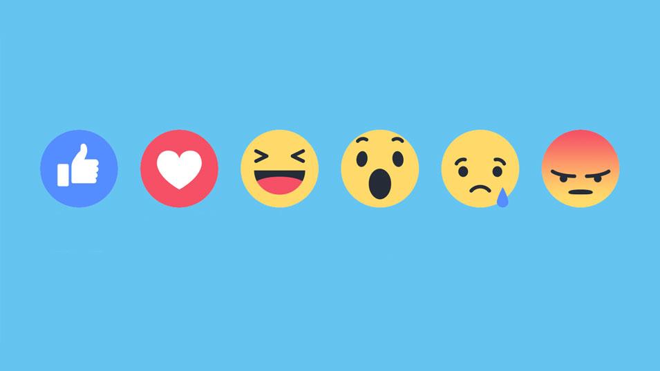 JFM Marketing + Design - Social Media | Reactions